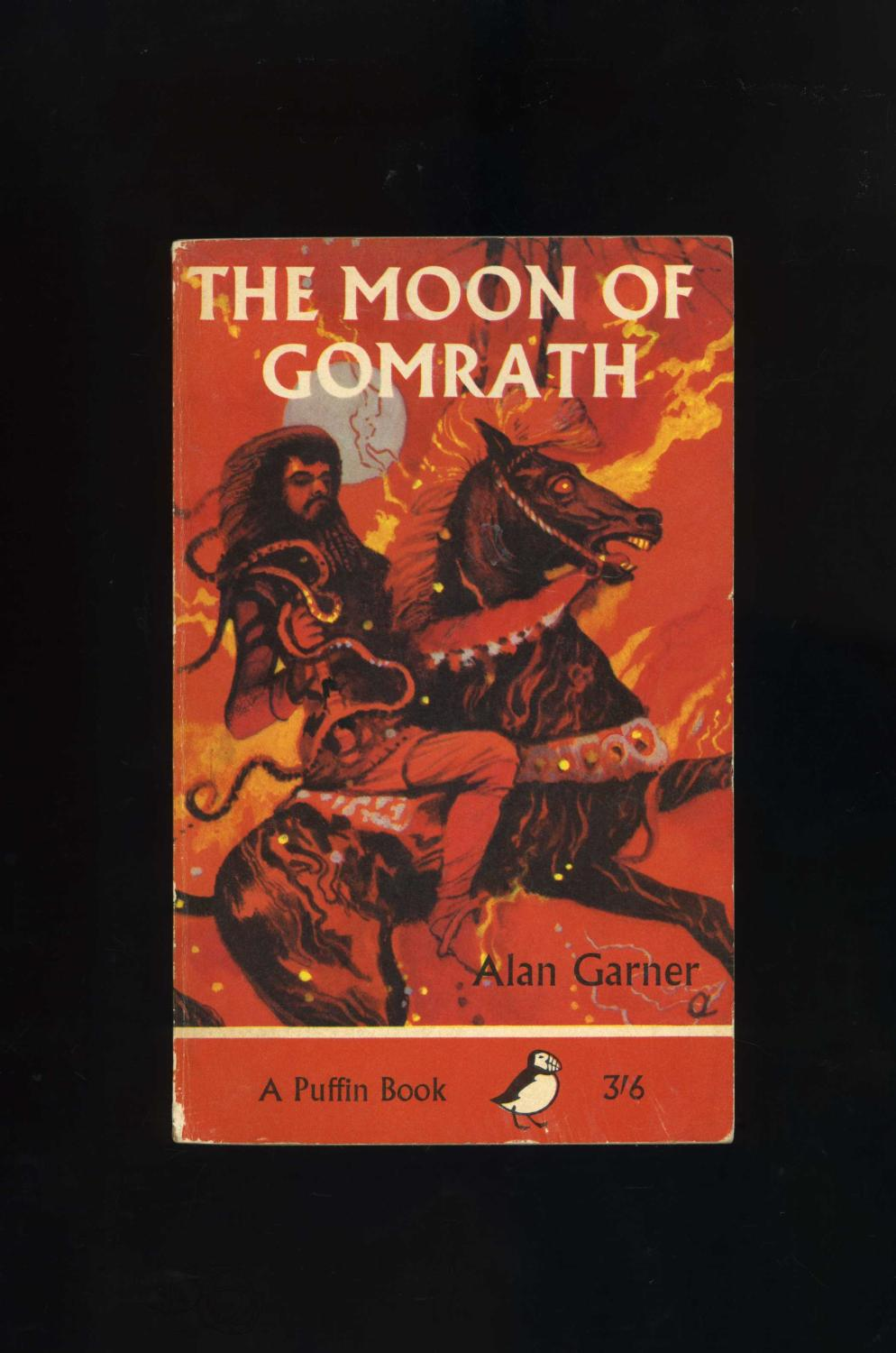 THE_MOON_OF_GOMRATH_SIGNED_by_the_author_Alan_Garner_Assez_bon_Couverture_souple