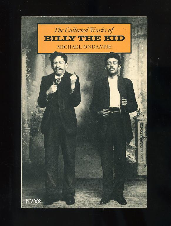 ondaatje billy the kid