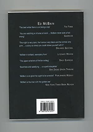 DRIVING LESSONS: Ed McBain [Evan Hunter]