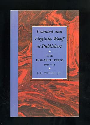 LEONARD AND VIRGINIA WOOLF AS PUBLISHERS