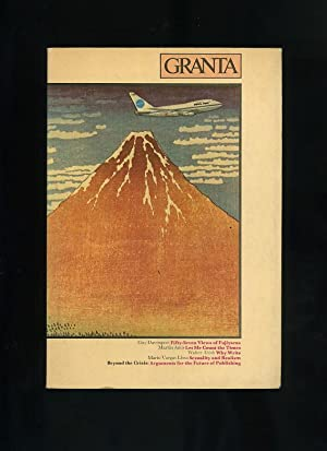 GRANTA 4: Beyond the Publishing Crisis: Bill Buford, Pete