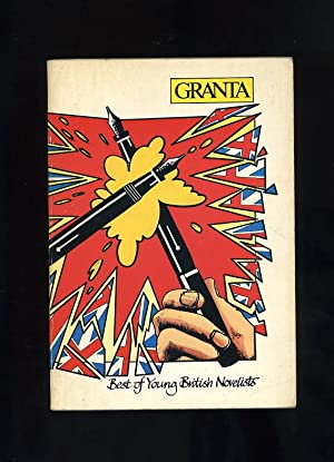 GRANTA 7: Best of Young British Novelists: Bill Buford, Pete