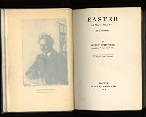 EASTER - A Play in Three Acts - and Stories