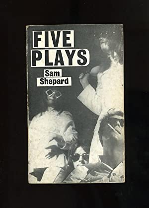 FIVE PLAYS: CHICAGO; ICARUS'S MOTHER; RED CROSS; FOURTEEN HUNDRED THOUSAND; MELODRAMA PLAY: ...