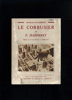 LE CORBUSIER ET P. JEANNERET: Francois de Pierrefeu