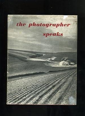 THE PHOTOGRAPHER SPEAKS: F. J. Mortimer