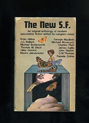 THE NEW SF: an original Anthology of: Langdon Jones ed.: