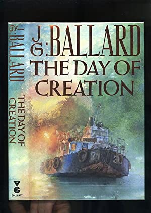 THE DAY OF CREATION [SIGNED BY THE AUTHOR]