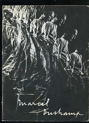 MARCEL DUCHAMP: Robert Lebel [with