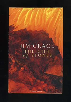 THE GIFT OF STONES [Signed by the author]