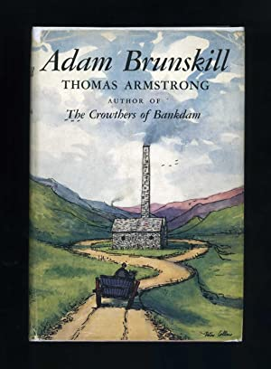 ADAM BRUNSKILL (Signed by the author)