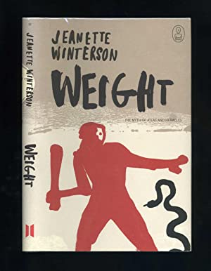 WEIGHT: The Myth of Atlas and Heracles [Signed by the author]