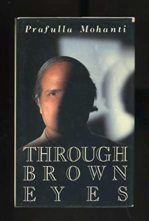 THROUGH BROWN EYES [Signed and Inscribed with a pen sketch by the author]