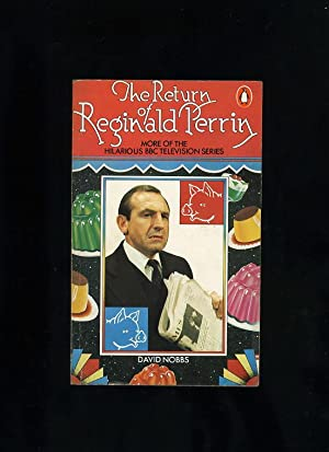 THE RETURN OF REGINALD PERRIN - SIGNED by David Nobbs & Leonard Rossiter