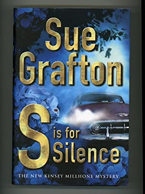 S IS FOR SILENCE - A Kinsey Millhone Mystery [SIGNED BY THE AUTHOR]