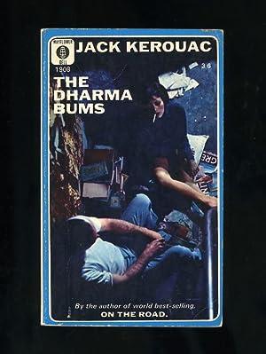 THE DHARMA BUMS by JACK KEROUAC 1980 1ST EDITION *4TH PRINT* VINTAGE PB RARE VG