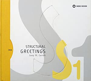 STRUCTURAL GREETINGS (1st edition with CD): Garrofe, Josep M.