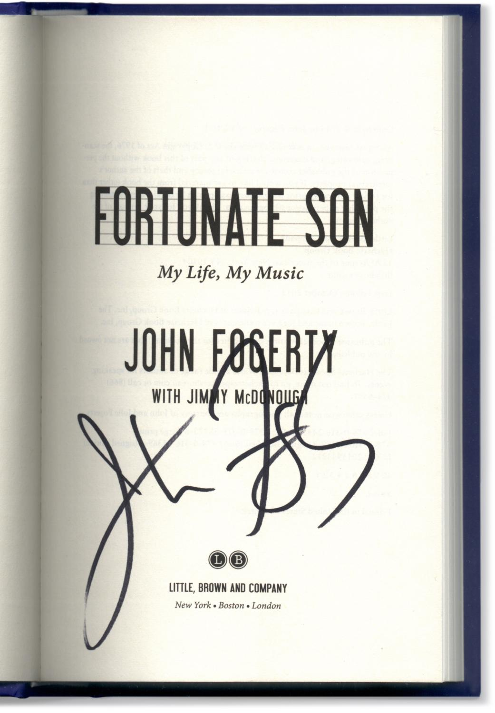 John Fogerty: Fortunate Son: My Life, My Music.: FOGERTY, John.