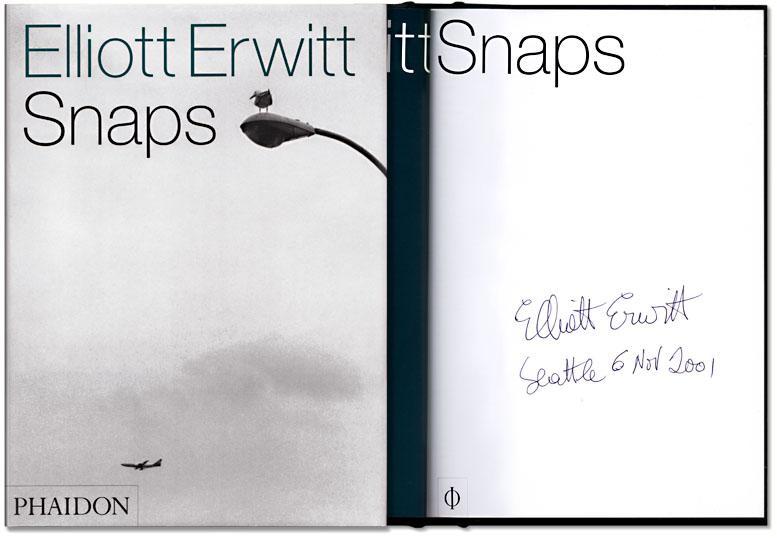 Elliott Erwitt: Snaps.