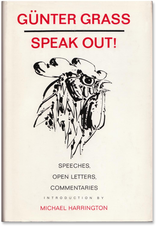Speak_Out_Speeches_Open_Letters_Commentaries_GRASS_Gunter_Introduction_by_Michael_Harrington_Très_bon_Couverture_rigide