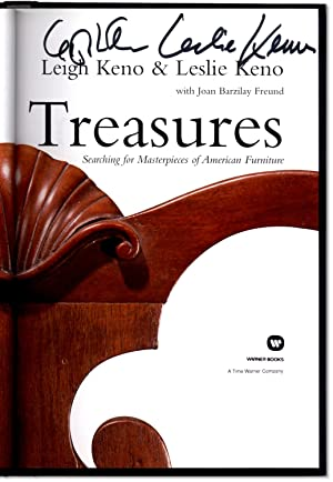 Hidden Treasures: Searching for Masterpieces of American Furniture.