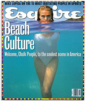 Esquire Volume 118 No. 1.: McDonell, Terry, Editor.
