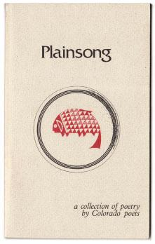 Plainsong. A Collection of Poetry by Colorado: ORR, Helene, Steve
