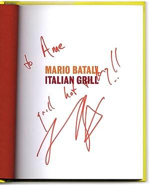 Mario Batali: Italian Grill.: BATALI, Mario. and