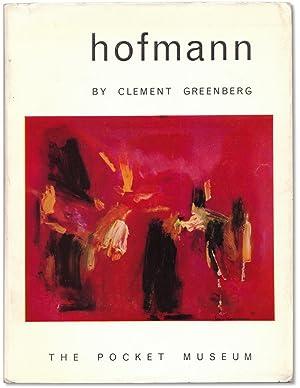 Hans Hofmann: The Pocket Museum.: GREENBERG, Clement. [Hans