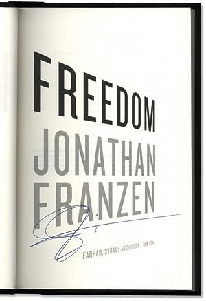 Freedom.: FRANZEN, Jonathan.