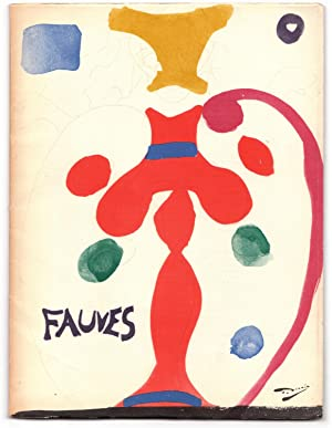 Les Fauves: The Museum of Modern Art: REWALD, John, Editor.