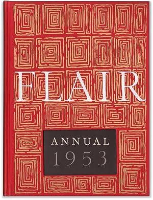 Flair Annual 1953.: COWLES, Fleur. Contributors