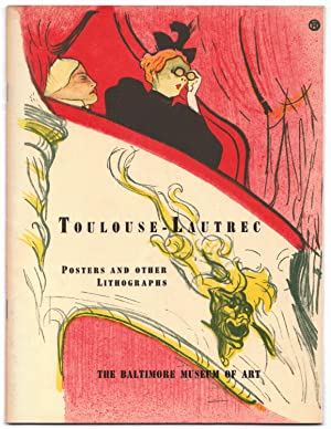 henri de toulouse lautrec lithograph abebooks. Black Bedroom Furniture Sets. Home Design Ideas