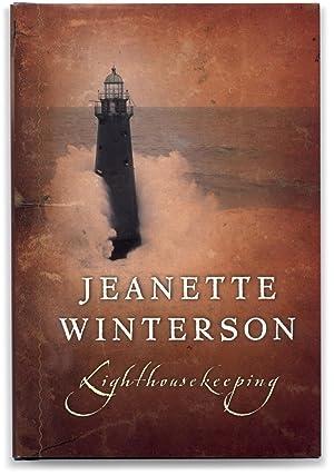 Lighthousekeeping: WINTERSON, Jeanette.
