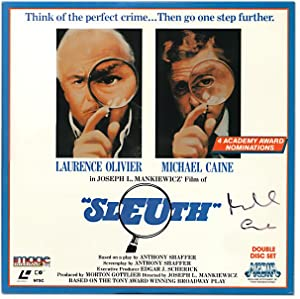 Sleuth (Laserdisc Film).: CAINE, Michael and