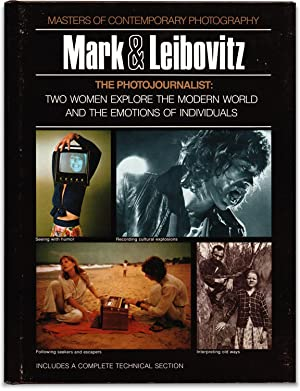 Mark & Leibovitz: The Photojournalist: Two Women: MARK, Mary Ellen