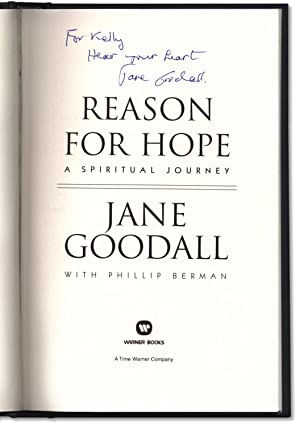 Reason For Hope: A Spiritual Journey.