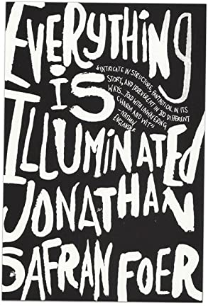 Everything Is Illuminated Promotional Postcard Signed: FOER, Jonathan Safran.