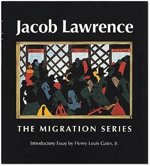 Jacob Lawrence: The Migration Series.: LAWRENCE, Jacob. Edited