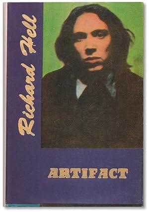 Artifact: Notebooks from Hell 1974-80: HELL, Richard.