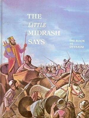 The Little Midrash Says 5 : Book: WEISSMAN Rabbi Moshe