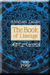The Book of Lineage (Sefer Yuchasin): ZACUTO Abraham Ben