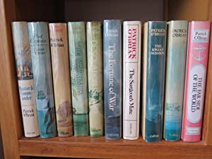 Complete Set Of Aubery Maturin Novels Master And Commander