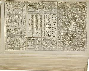 La Cosmographie Universelle, contenant la situation de toutes les parties du monde avec leur propri...