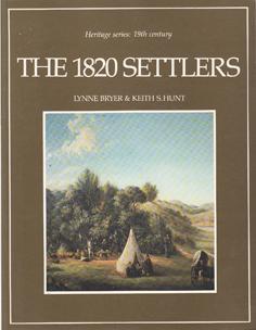 The 1820 Settlers: Lynne Bryer &