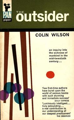 The Outsider: Colin Wilson