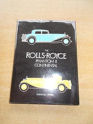 Rolls Royce Phantom II Continental: Raymond Gentile