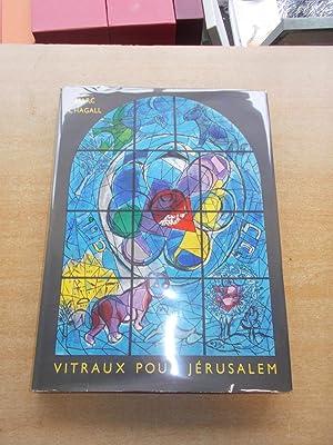 Vitraux Pour Jerusalem (Introduction Et Notes De: Chagall, Marc