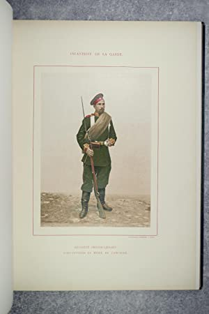 L'ARMEE RUSSE, D'APRES PHOTOGRAPHIES INSTANTANEES EXECUTEES PAR MM. DE JONGH FRERES (...