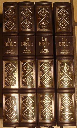 LA BIBLE. TRADUCTION NOUVELLE SUR LES TEXTES